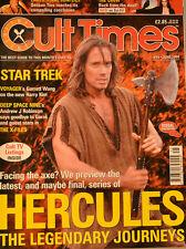 CULT TIMES EDITION 45 - Star Trek - Deep Space Nine - Hercules - CT19
