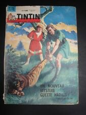 TINTIN Journal - N°732 - 1962
