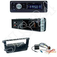 Caliber rmd021 radio + vw golf plus Golf V VI Variant diafragma + adaptador ISO set