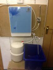 130G filtro de agua potable RO Osmosis Inversa de 5 etapas, también para peces de acuario