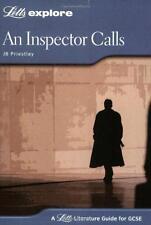 "GCSE ""An Inspector Calls"" (Letts Explore), J B Priestley | Paperback Book | 9781"