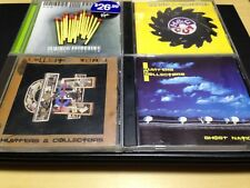 HUNTERS & COLLECTORS 4-DISCS: NATURAL SELECTION + CUT + COLLECTED + GHOST NATION