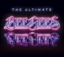 The Ultimate Bee Gees CD 2 Disc Best Of Compilation Remastered New Stayin' Alive