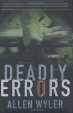 Deadly Errors, Allen R. Wyler, Allen Wyler,0765313111, Book, Good
