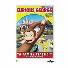 Curious George 0025192615924 With Will Ferrell DVD Region 1