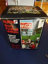 Roger Staubach Hutch Boys Football Uniform, Dallas cowboys, with Box