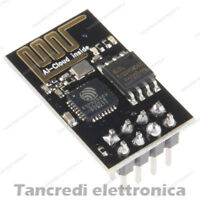 MODULO WIRELESS ESP-01 ESP8266 SERIALE Serial WIFI Module (Arduino-Compatibile)