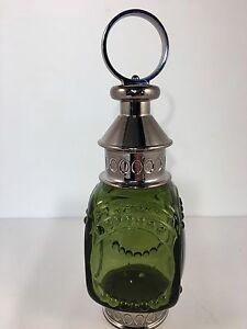 Vintage  Lantern  Avon   Bottle in Box