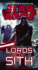 Star Wars Lords of the Sith by Paul S. Kemp (2016, Hardcover, Prebound)