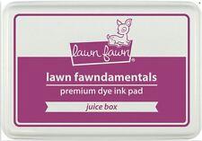 """Lawn Fawn  """"Fawndamentals"""" Premium Dye Ink Pad ~ JUICE BOX - Purple/Plum  ~LF925"""