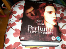 Perfume - The Story Of A Murderer 2 disc uk dvd  free uk delivery