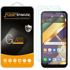 2X Supershieldz Tempered Glass Screen Protector for LG Premier Pro Plus (L455DL)