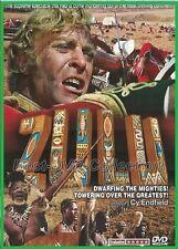 Zulu (1964) -  Stanley Baker, Jack Hawkins, Ulla Jacobsson - NEW DVD
