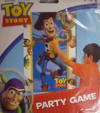Disney Pixar Toy Story Party Decoration & Game (Pin the tail on a Donkey) Woody