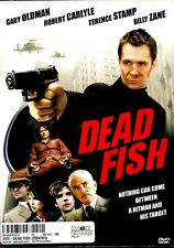 USED DVD-  DEAD FISH - Gary Oldman, Robert Carlyle, Terence Stamp, Billy Zane,