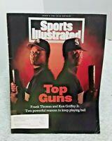Sports Illustrated Magazine Ken Griffey Jr Frank Thomas August 8 1994