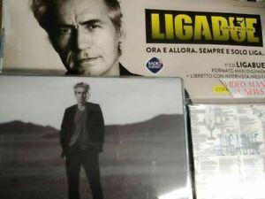 LIGABUE  ORA E ALLORA CD 1 + BOX COFANETTO.MAXI DIGIPACK