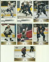 2000 00-01 UD UPPER-DECK EXCLUSIVES TIER 1 OILERS BILL GUERIN #73 #'d 055/100