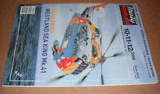 Paper Card Model - Westland Sea King Mk.41 - Maly Modelarz 10-11-12/2008