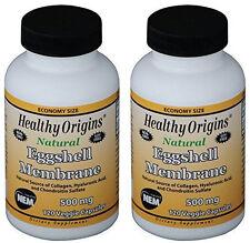 Healthy Origins Eggshell Membrane 500 mg 120 caps (Pask of 2)