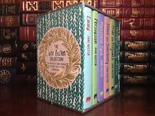 Jane Austen Collection New Deluxe Cloth Bound Hardcover Boxed Gift Set Pride +++