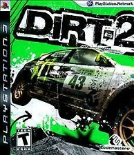 DiRT 2 PlayStation 3 PS3