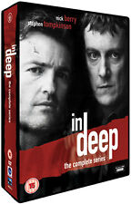 IN DEEP COMPLETE - DVD - REGION 2 UK