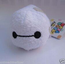 """New Disney Baymax Big Hero 6 Tsum Tsum Tsums mini plush Toy 3.5"""""""