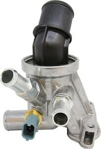 Dayco Thermostat Housing DT204A fits Jeep Cherokee 2.8 CRD 4x4 (KK), 2.8 CRDi...