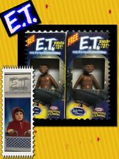 E.T.  Extra-Terrestrial Lot of 2  BENDABLE TOY 2002  KRAFT MAC & CHEESE 699070