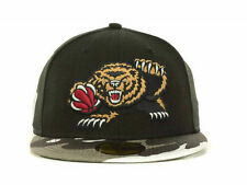 Vancouver Grizzlies NBA New Era 9Fifty HWC Fighter Camo Flat Bill Fitted  Hat Cap 67179cc34