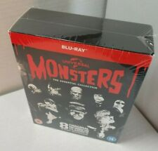 Universal Monsters:The Essential Collection (Blu-ray Box,Region Free,8-Disc)NEW