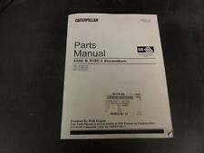 Caterpillar CAT 315C & 315C L Excavators Parts Manual   SEBP3739-11