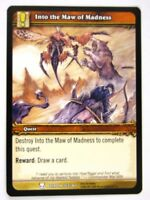 WoW: World of Warcraft Cards: INTO THE MAW OF MADNESS 353/361 - played