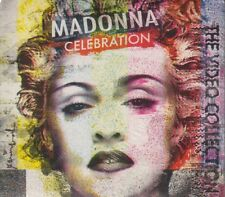 Madonna Celebration The Video Collection 2 DVD 2009