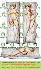 IS Infinite Stratos Charlotte IS035 Anime Dakimakura 3D body pillow case
