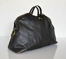 YVES SAINT LAURENT Muse Extra Large Overnight Travel Bag/ Luggage Orig.$2,295