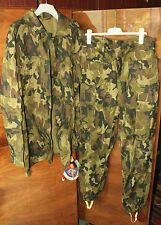 Romania Forest camouflage M90  M1990 camo Romanian Army, diferent sizes