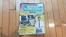 ABeka Business Mathematics Student Work-Text, 2nd Edition