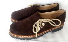 Krüger Herren Haferlschuhe vers 39-48 Trachtenschuhe Schuhe Trachten Farben Gr