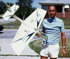 """Model Airplane Plans (UC): STING RAY 54""""ws Stunt for .35 by Bob Gialdini"""
