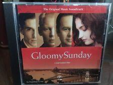 Gloomy Sunday Original Music Soundtrack CD 1999 WEA Records Rolf Schübel Film