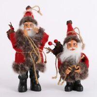 Christmas Tree Santa Claus Party Decor Candy Bag Ornaments Xmas Gift