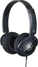 Yamaha HPH100 Over the Ear Headphones - Black