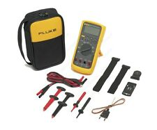 Fluke 87-5/E2 Electrician Combo Kit with the 87V Multimeter, Clips, Case & More