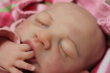 Tiny Timm's silicone reborn baby girl doll Charlotte
