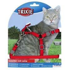Trixie Harnais Chat avec Laisse Nylon 26-37 Cm/10 mm 12