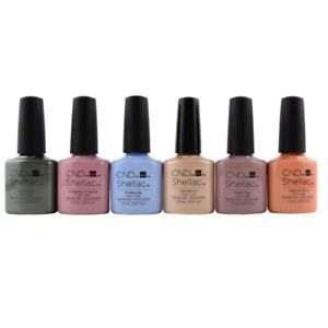 CND Shellac - Pick Your Colour - A-Z - Top, Base Coat, DURAFORCE, XPRESS5