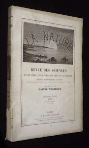 Nature (Thirteenth Year, 1885, 2e Semester)