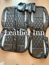 Vw Transporter T5 Seat Covers Front3 Seater Captain Seat 2 Armrest Double Bench